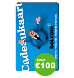 100 Bolcom Cadeaukaart Bij 2 Jaar Energie Via Dealdirect
