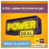 3 jaar energie van Nuon + €250,- korting