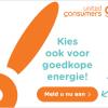 Ontvang €70,- korting bij een 1-jarig energiecontract van UnitedConsumers