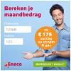 €175,- korting bij 1 jaar energie van Eneco