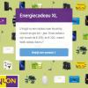 Nuon Energiecadeau XL actie: 1 jaar + cadeau naar keuze t.w.v. maximaal €320,-