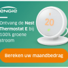 Nest Thermostat E t.w.v. €219,- bij 3-jarig energiecontract ENGIE