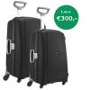 Gratis Samsonite reiskofferset t.w.v. €300,- bij 1 jaar Nuon