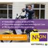 Vattenfall/Nuon E-scooter voor €999,- bij 1 jaar energie