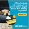 Oxxio Blue Monday actie: €20,- extra korting