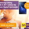 1-jarig energiecontract Nuon met gratis Samsung tablet t.w.v. €279,-