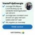 1 jaar Vattenfall + minimaal 5% korting op stroom